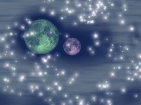 Славяно-Арийские Веды о двух Лунах 2moons